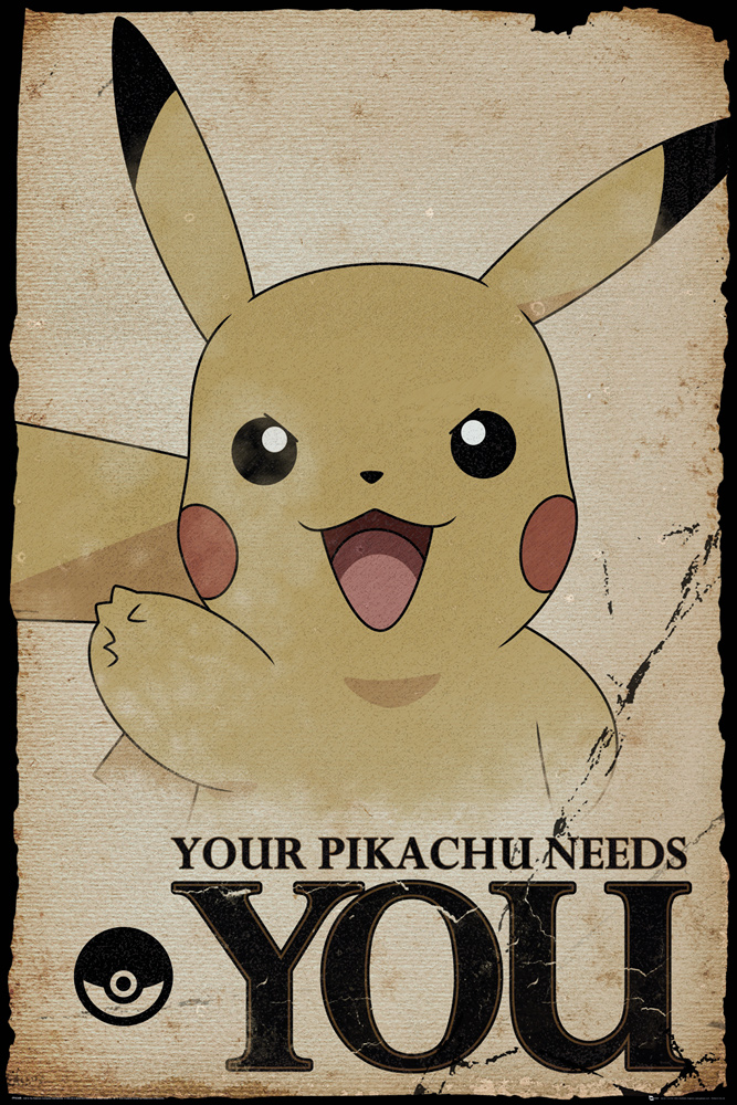 Pokemon-Pikachu